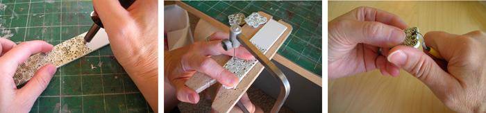 shaping faux bone