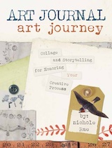 Click to Purchase Art Journal, Art Journey!