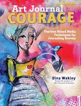 Click to Purchase Art Journal Courage!