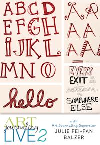 ArtJournalingLive2_Julie