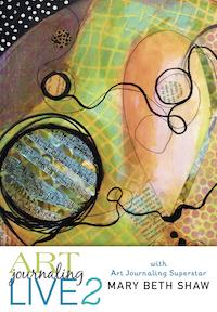 ArtJournalingLive2_Mary Beth