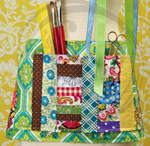 Artist Apron Sharing Stitches 150