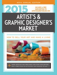 Click to Purchase Artist's & Graphic Designer's Market!