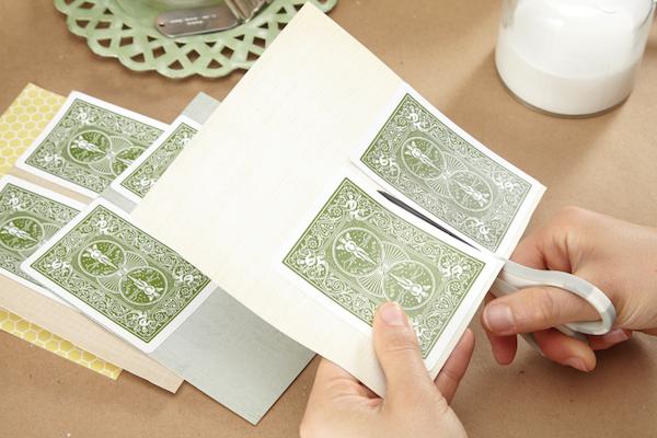 Cards step 3