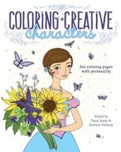 Coloring Creative Characters