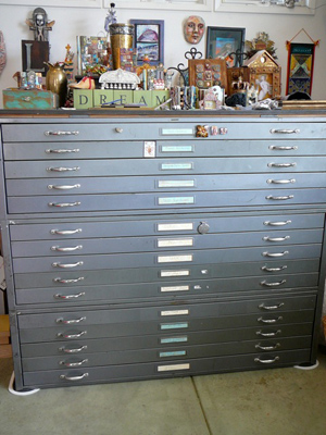 Laurie Mika flat file