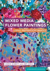 MixedMediaFlowerPanting-web