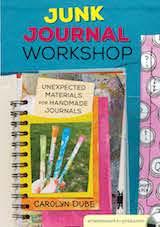 Mixed Media Handmade Art Journal Instruction