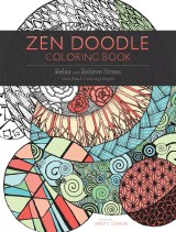 Click to Purchase Zen Doodle Coloring Book!