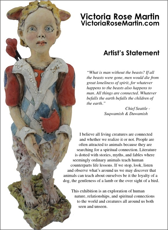 7 Strategies To Writing An Effective Artist S Statement