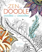 Click to Purchase Zen Doodle Oodles of Doodles!