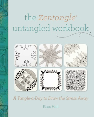 Zentangle Untangled Workbook
