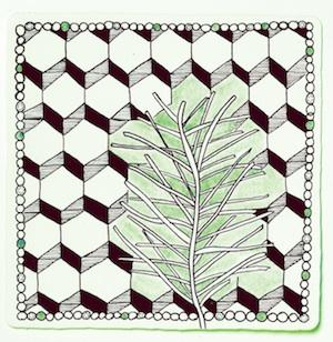 Zentangle Untangled A Patterns Tutorial